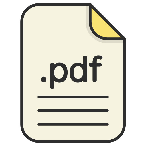 document, file, format, pdf, text icon