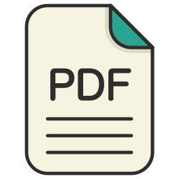 document, file, generic file, illustrator, pdf, vector format icon