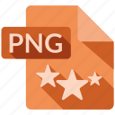 document, file, png file, tag icon