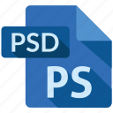 document, file, psd, tag icon