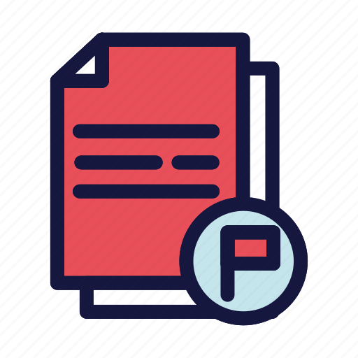Document, documentation, files, layers, note icon - Download on Iconfinder
