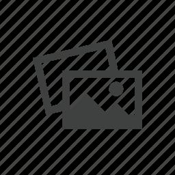 photo, photograph, picture icon