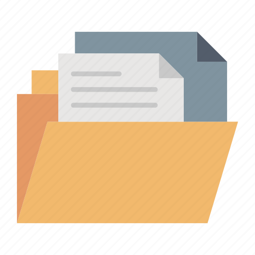 archive, documents, files, office, storage icon