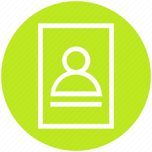 Document, file, organizer, page, user, user document, user file icon - Download on Iconfinder