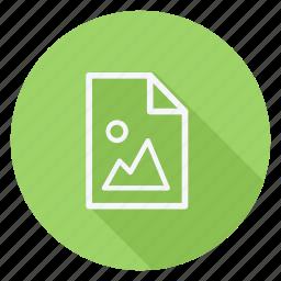 archive, data, document, file, folder, picture, storage icon