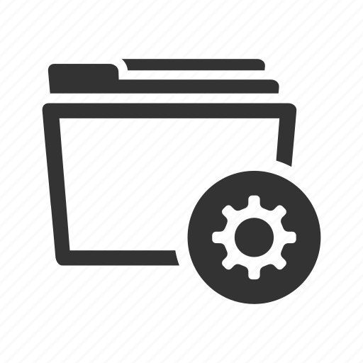 documents, folder, official, operation, operational, paperwork, system icon