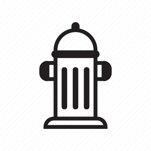 animal, dog, fire hydrant, hydrant, pee, pet, water icon
