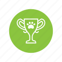 animal, award, claw, competition, contest, dog, thropy icon