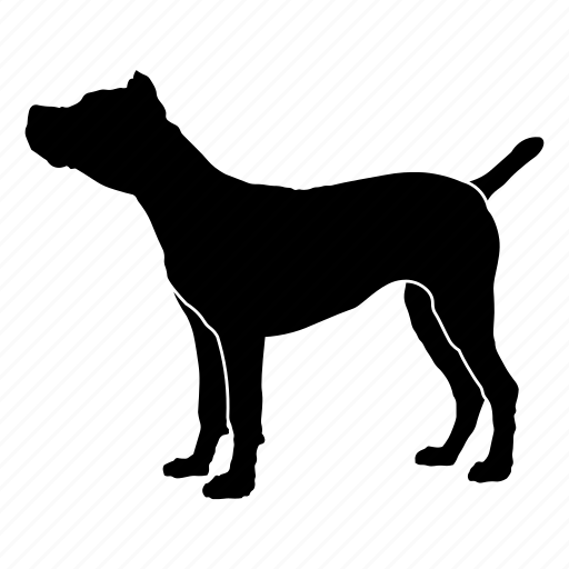 animal, boxer, dog, fast, nature, pet, strong icon