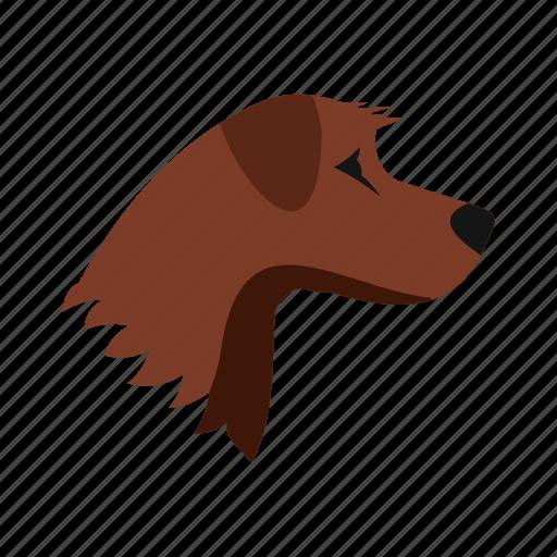 animal, concept, cute, dog, graphic, pet, puppy icon