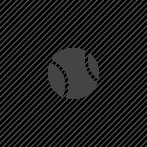 ball, pet, tennis ball, toy icon