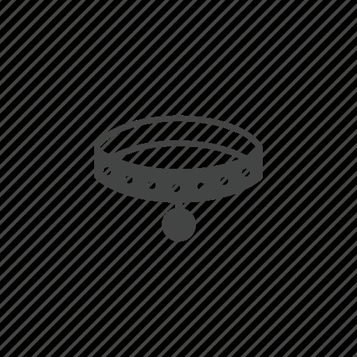 Collar, dog collar, pet icon - Download on Iconfinder