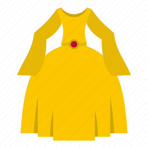 accessories, adult, beautiful, beauty, body, casual, princess dress icon