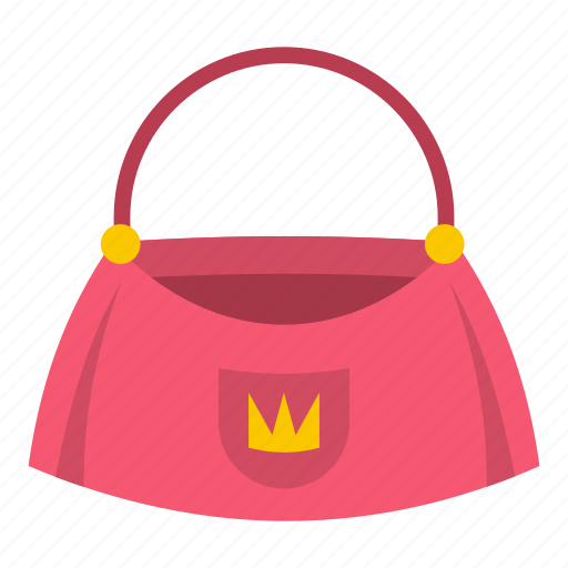 accessory, apparel, bag, baggage, beautiful, beauty, buckle icon