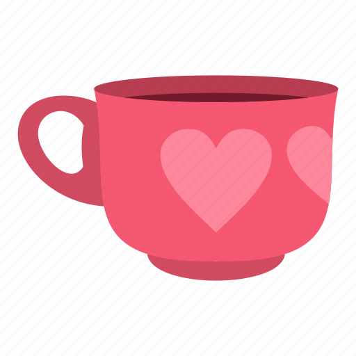bean, beverage, break, breakfast, coffee, cup, pink icon