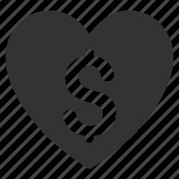 cute, favorite, favourite, heart, paid love, prostitute, valentine day icon