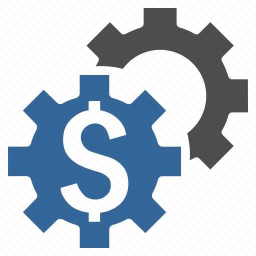 bank settings, finance, financial tools, industrial business, industry, money, options icon