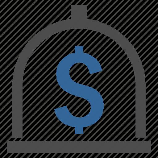 balance, bank deposit, banking, finance, money, savings, standard icon