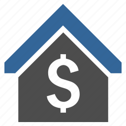 business, home, house, loan mortgage, rent, room, sale icon