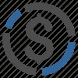 analysis, analytics, chart, charts, finance, financial diagram, graph icon