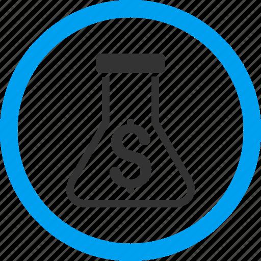 alchemy, chemical glass, chemistry, flask, lab, laboratory, retort icon