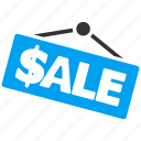 banner, discount, promotion, sale off, shop, shopping, signboard icon