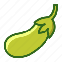 agriculture, aubergine, farming, food, vegetable icon