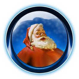 0003, christmas, dooffy, ikony, santa icon