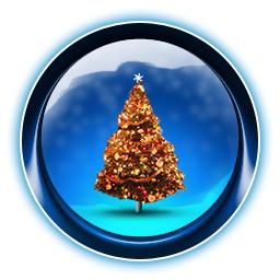0005, christmas, dooffy, ikony, tree icon
