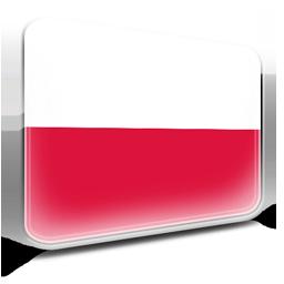 flag, poland, polska icon