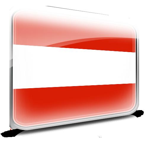 Austria, flag icon - Free download on Iconfinder