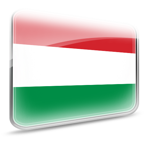 flag, hungary icon