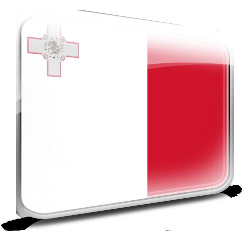 flag, malta icon
