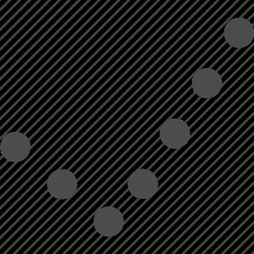 arrow, check, mark, pointer icon