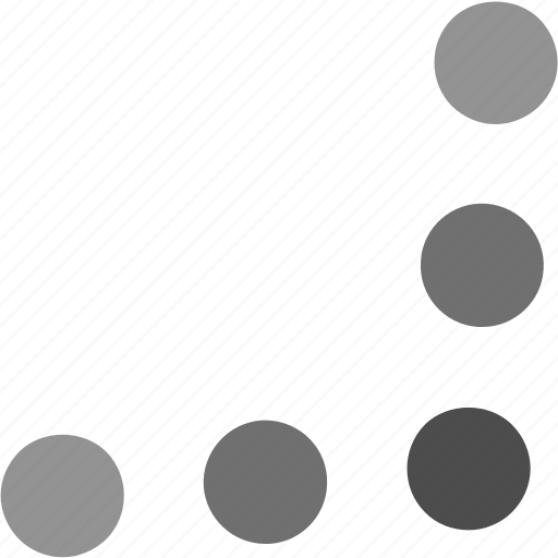 arrow, corner, down, pointer, right icon