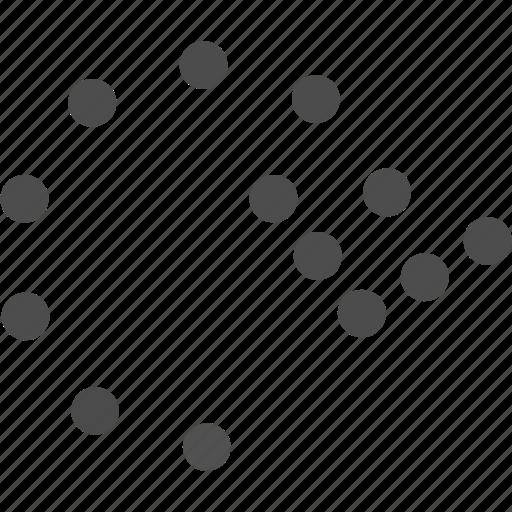 arrow, pointer, refresh, rotate icon