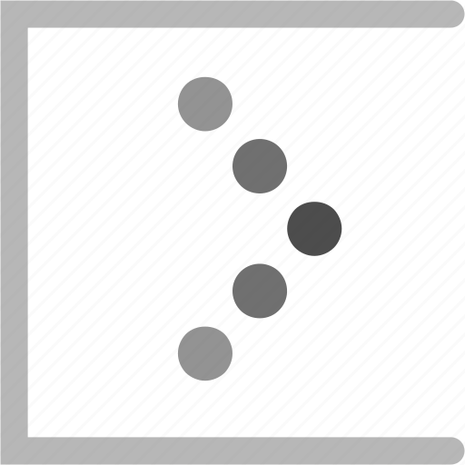 arrow, enter, pointer, right icon