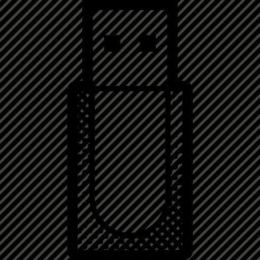 data, device, drive, pen, storage icon
