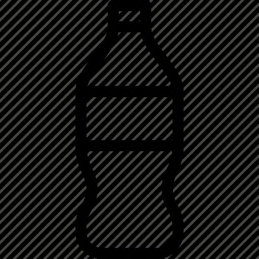 bottle, coke, drink, soft, water icon