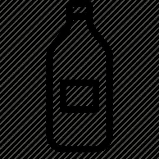 bottle, cook, kitchen, liquor, sauce, wine icon