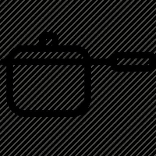 Cook, food, kitchen, pan, pot, soucepan icon - Download on Iconfinder