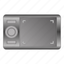 camera, image, media, viewfinder icon