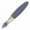 ink, pen, pencil, write icon