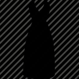 dress, long icon