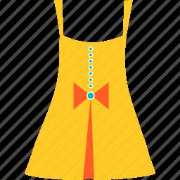 dress, girls, shirt, skirt icon