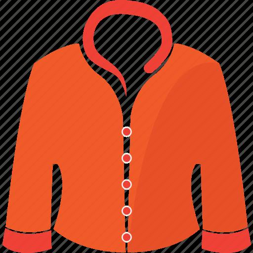 coat, dress, jacket icon