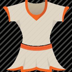 shirt, skirt icon
