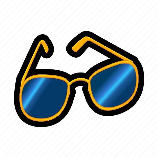 cloth, dress, eye, eyes, face, glasses, sun icon