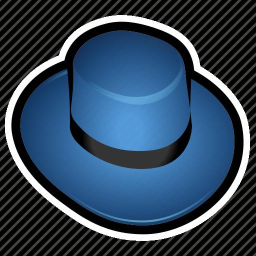 dress, hat icon