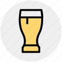 cold drink, drink, soda, summer drink, water icon